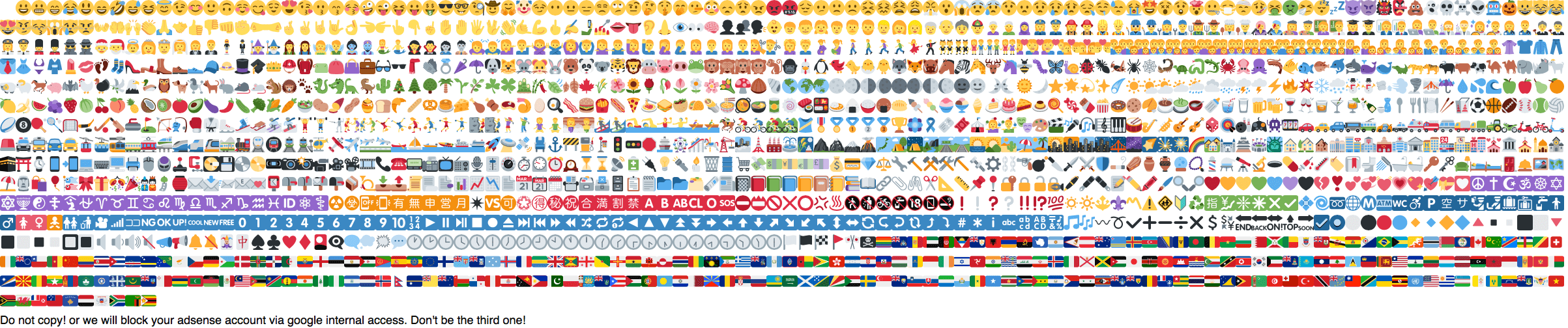 emoji kopieren